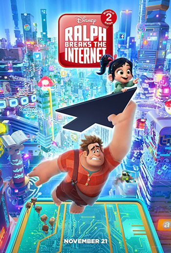 Ralph Breaks the Internet 2018 Dual Audio