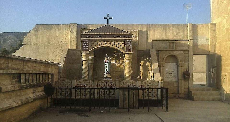 Alqosh no Iraque permanece católica malgrado os ataques do Estado Islâmico.