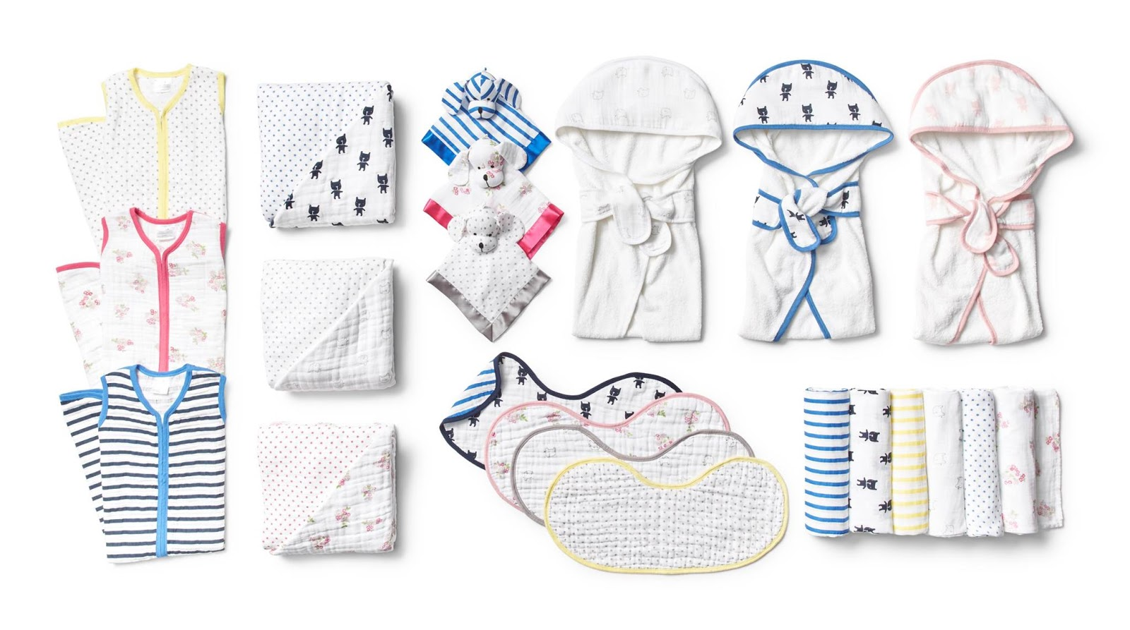 aden + anais for babygap is here