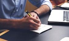 cara membuat dan format contoh surat pengunduran diri resmi, resign