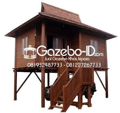 Gazebo Rumah Panggung