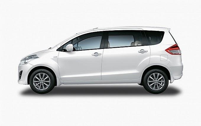 Suzuki Ertiga 7 chỗ 2