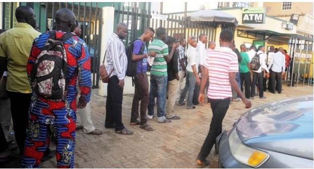 Residents lament poor ATM services during festivities