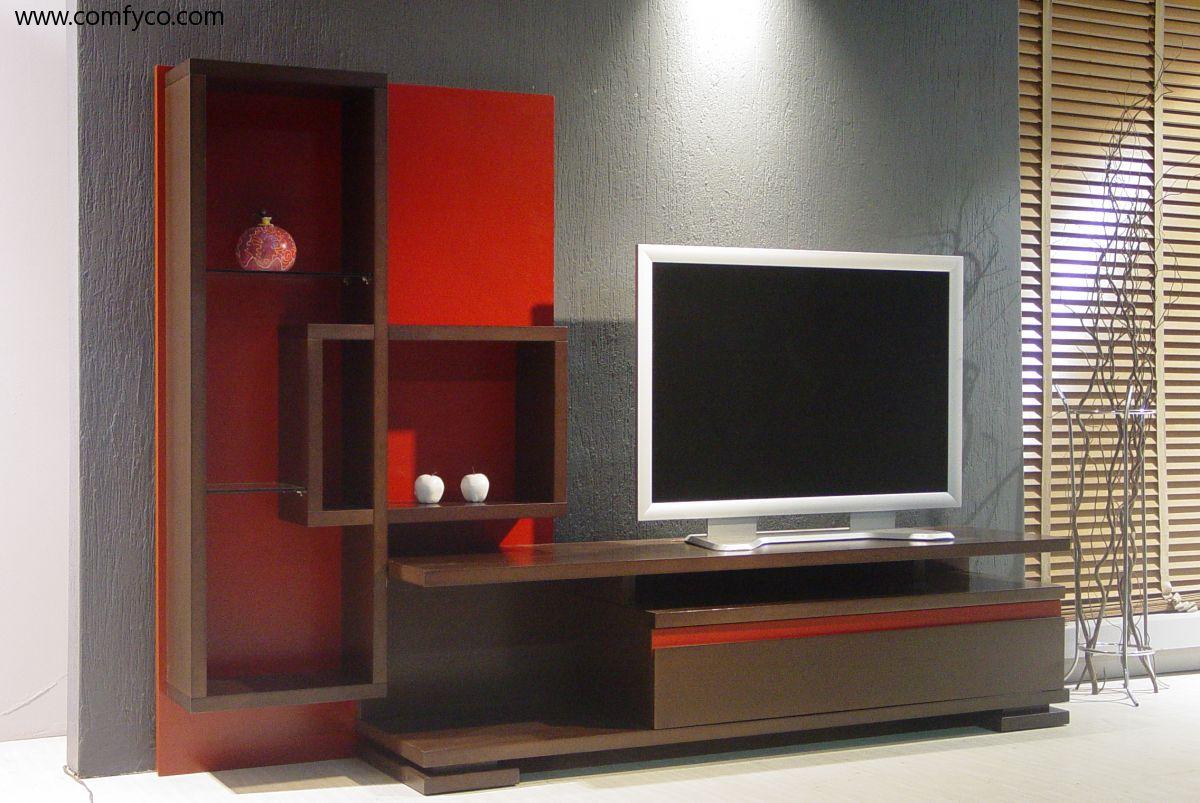Kcadi Interior Design Group: PLASMA & WALL UNITS Plasma Unit Design