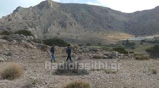 Φρίκη στη Σητεία: Κυνηγός βρήκε στο βουνό το διαμελισμένο πτώμα γυναίκας