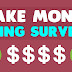 Earn through legitimate online surverys