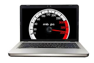 قياس سرعة الانترنت