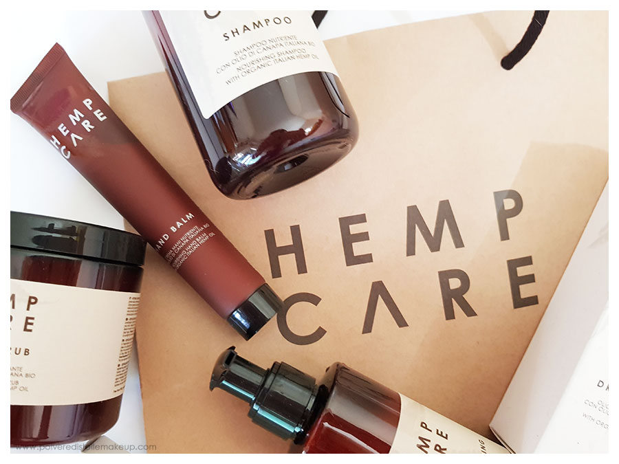 Hemp Care prodotti Olio di Canapa biologica