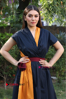 Actress Hansika Motwani Latest Pos at Bogan Movie Press Meet  0035.jpg