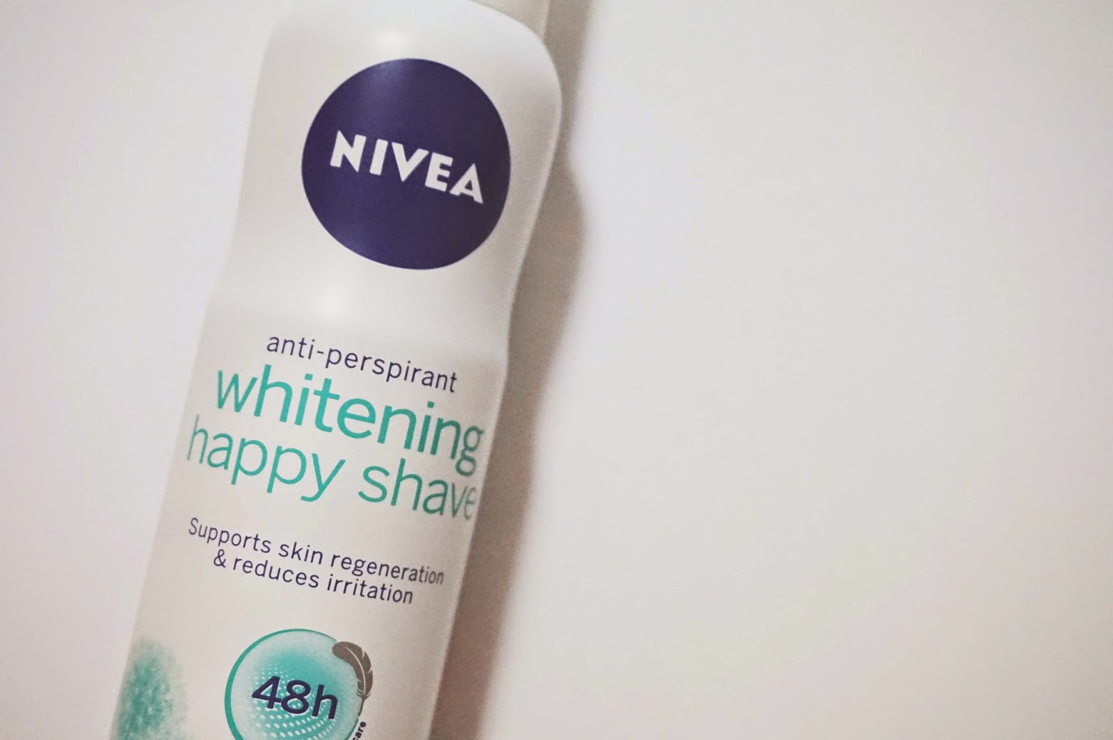 Dmints Sponsored Review Nivea Whitening Happy Shave