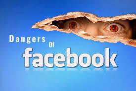 manyan matsalolin facebook,danger,facebook