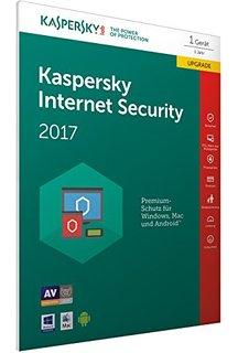Kaspersky Internet Security 2017 + Ativação