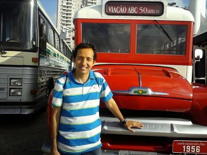"""""""Viver, Ver e Rever"""" exibe ônibus e caminhões do passado"""