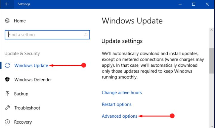 Windows Update Activity Monitor to Track Upload and Download