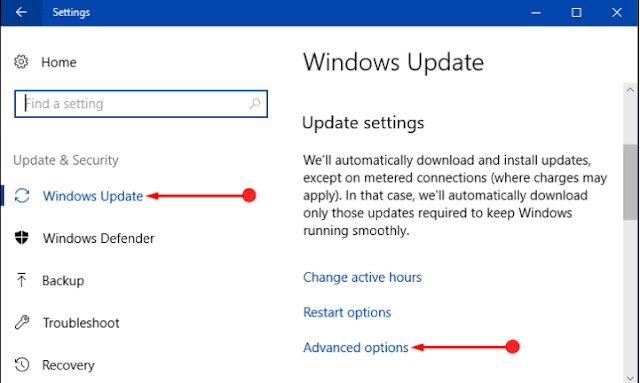 Windows Update Activity Monitor to Track Upload and Download Statistics