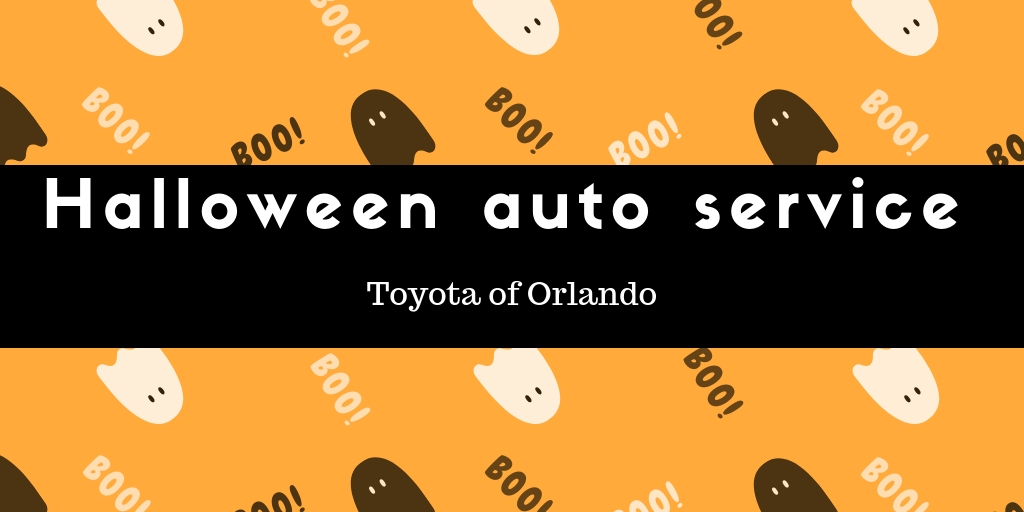 Check Out Toyota Of Orlandou0027s Guide To Halloween Auto Service.