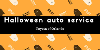 Check out Toyota of Orlando's guide to Halloween auto service.