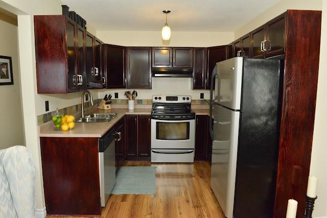 Goodbye Apartment Living- lemonthistle.blogspot.com