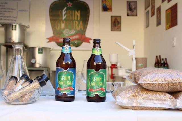 Irmãos farmacêuticos criam cerveja artesanal 'Seringueira' em homenagem ao Acre e dão cursos