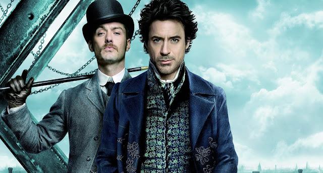 Sherlock Holmes 3 iniciará filmagens ainda este ano, segundo Robert Downey Jr.