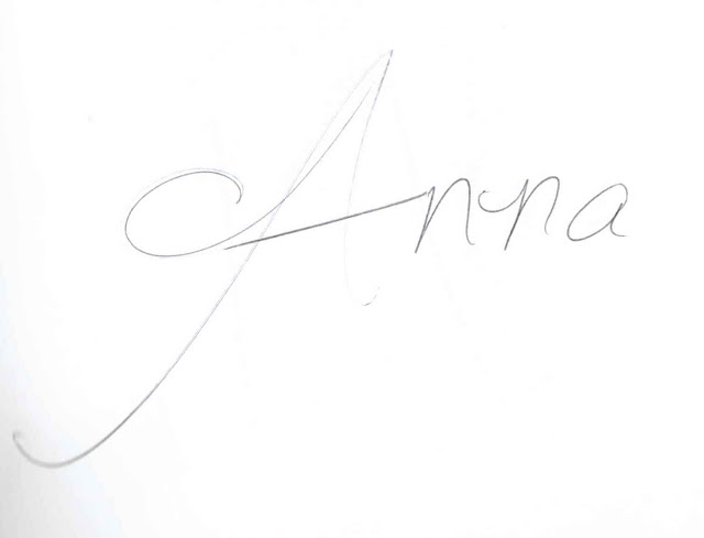 Princess Anna Disney Parks Autograph Frozen