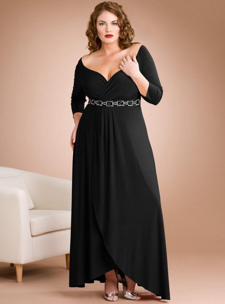 Important Considerations When Choosing The Perfect Plus Size Designer Dresses  Fashion And