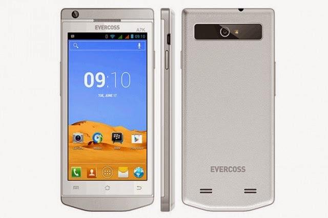 Daftar Harga HP Evercoss Akhir Oktober 2014 Lengkap