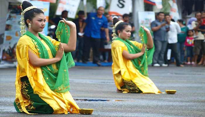 Tari Radap Rahayu, Tarian Tradisional Dari Kalimantan Selatan