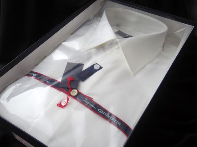 イングラム長袖シャツ