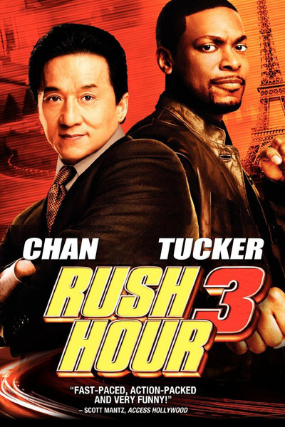 Rush Hour 3 (2007) BluRay 480p & 720p