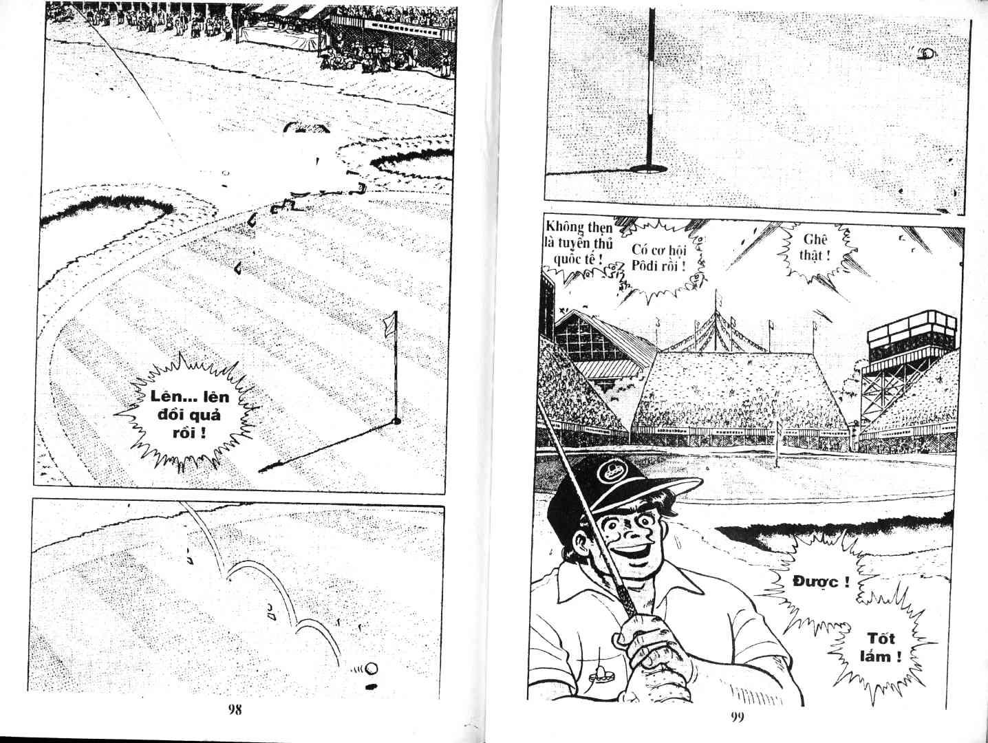 Ashita Tenki ni Naare chapter 43 trang 46