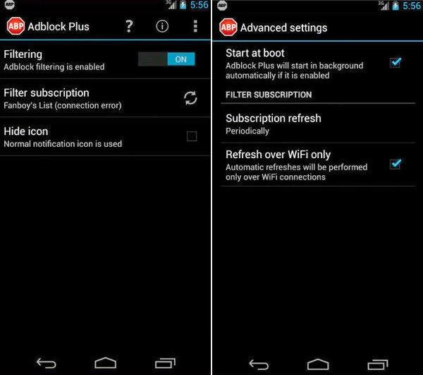Cara Menghilangkan iklan Di Android Baik itu Di Aplikasi Game Maupun Browser 4