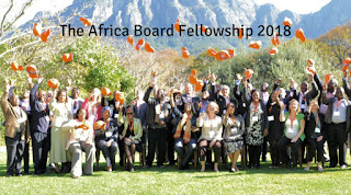 Financial Inclusion Africa Board Fellowship 2018