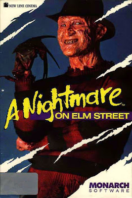 the nightmare on elm street game dos game instruction guide