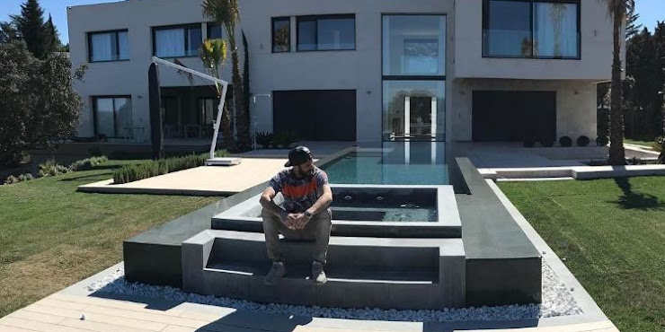 Karim Benzema House Design, Real Madrid's Famous Star