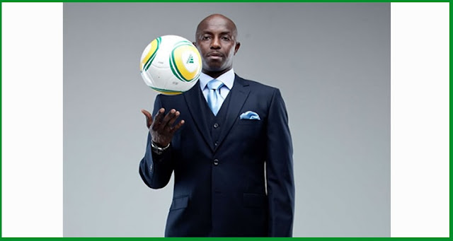 NFF Finally Pays Samson Siasia's Outstanding 5 Months Salaries
