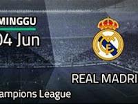 Streaming Juventus vs Real Madrid, 4 Juni 2017