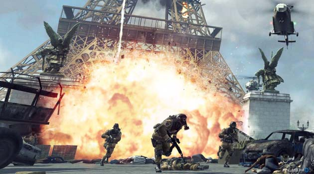 free full pc games  call of duty 4
