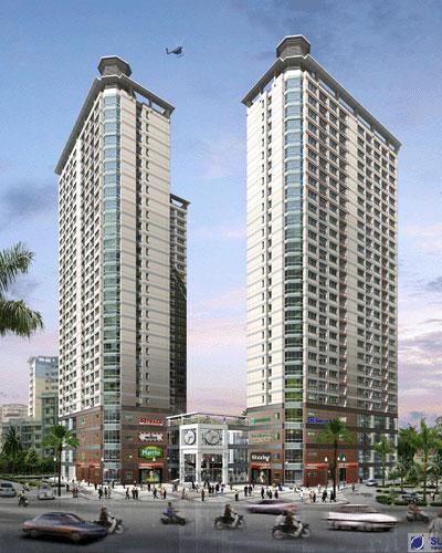 Dự án căn hộ cao cấp khẳng định thương hiệu quốc tế