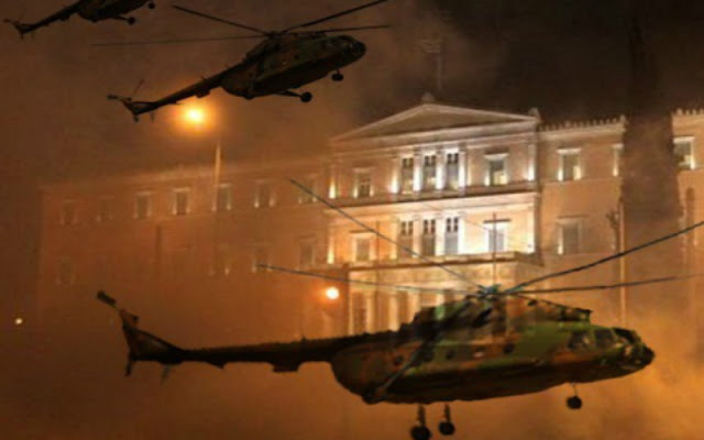 Το ΝΑΤΟ δεν ήρθε για να φυλάξει τα σύνορα, αλλά την κυβέρνηση Τσίπρα – Καμμένου!