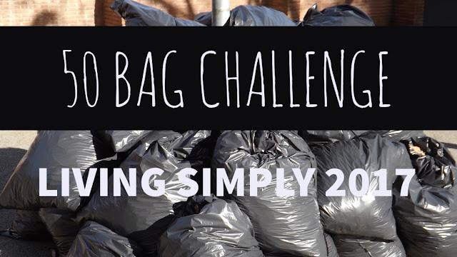 John Miller Live Simply 2017 50 Bag Challenge