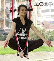 aeroyoga, airyoga, yoga aereo, aerial yoga, mujer, taller, webinar, seminario, cursos, clases, teacher training, aeropilates, pilates aereo, columpio