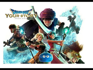 Dragon Quest: Your Story, Filme ganha novo trailer