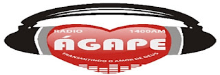 Rádio Ágape AM 1400 - Campo Largo PR