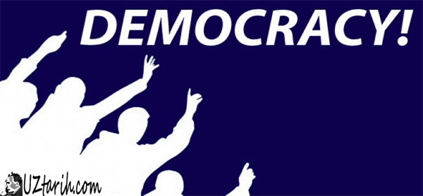 term democracy The term is elastic and expands and contracts according to the time, place and circumstances of its but first, what does democracy mean in ancient greece some cities were democracies, others.