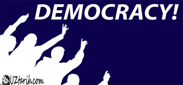 demokratik seçim