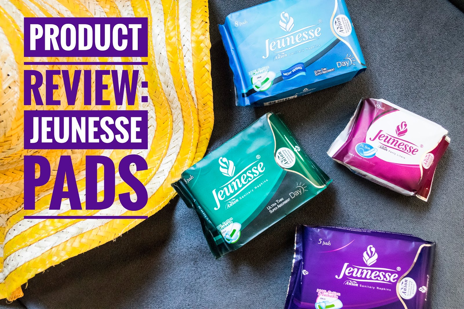 Product Review on Jeunesse Pads