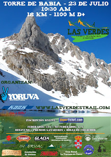 Cartel Las Verdes Trail