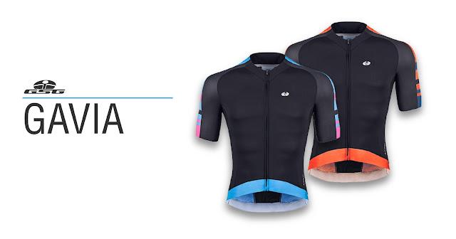 Camisola de ciclismo GSG Gavia