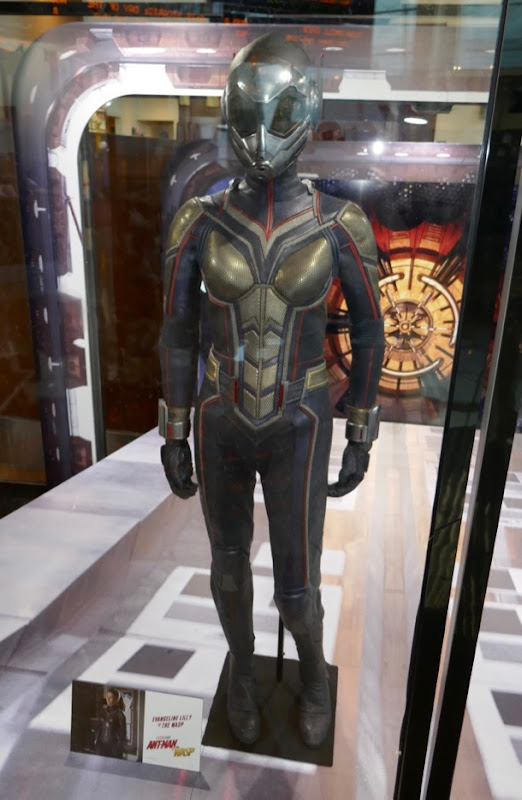 Marvel Studios Wasp film costume